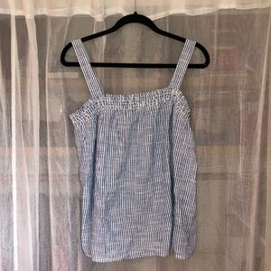 •OLD NAVY• Striped Flowy Tank Top